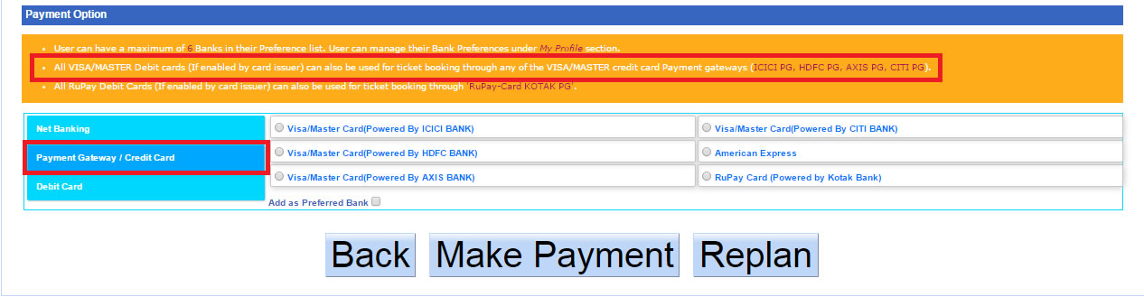 Hdfc Credit Card Payment Online From Icici Bank Debit
