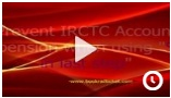 Prevent IRCTC Account Suspension Video - when using Stop in Last Step
